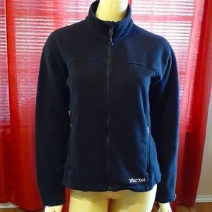MARMOT Women's  Black Fleece Jacket Medium